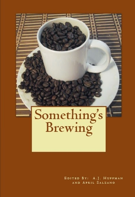 Something's Brewing Cover