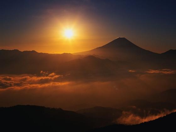 Mountain Sunrise Wallpapers (4)