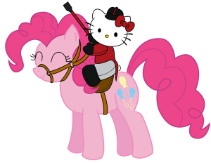 hello_kitty_riding_pinkie_pie__by_dellanova-d652jo1