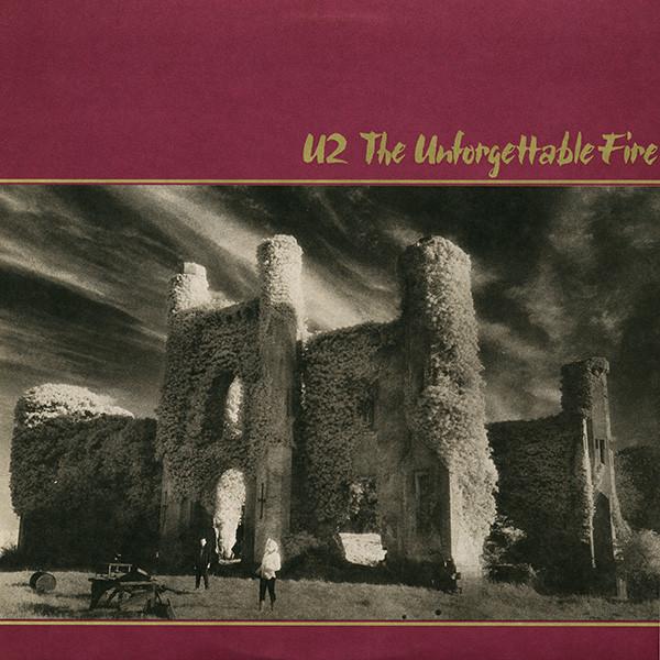 Music Monday: U2 – Unforgettable Fire – Sarah Thursday